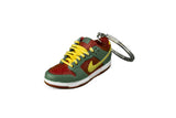 "Hand-Painted Dunk SB Low - ""Portugal"""