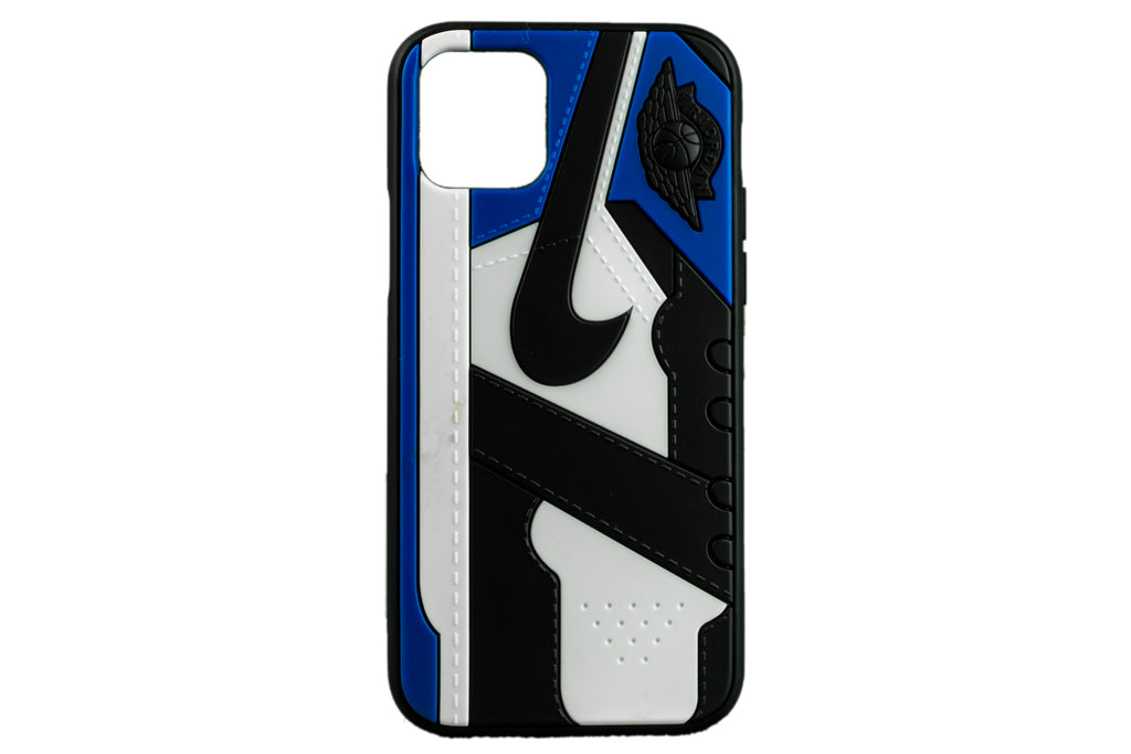"Unique AJ 1 (I) Phone Case - ""Fragment"""