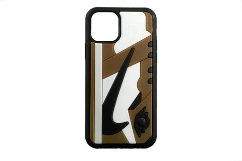 "Unique AJ 1 (I) Phone Case - ""Travis Scott"""