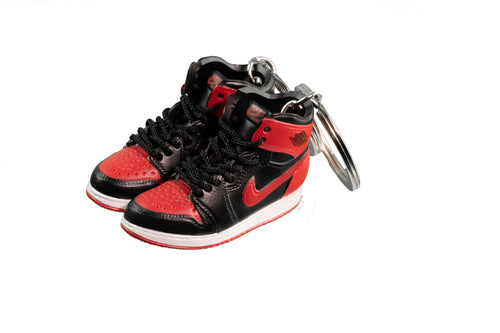 Hand-Painted AJ 1 (I) Retro High OG -