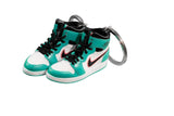 "Hand-Painted AJ 1 (I) Retro High - ""South Beach"""