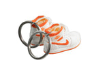"Hand-Painted AJ 1 (I) Retro High OG - ""Metallic Orange"""
