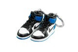 "Hand-Painted AJ 1 (I) Retro High OG - ""Fragment"""