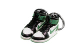 "Hand-Painted AJ 1 (I) Retro High OG - ""Clay Green"""