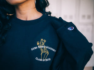 SEND NOODZ BACK-TO-SCHOOL CREWNECK
