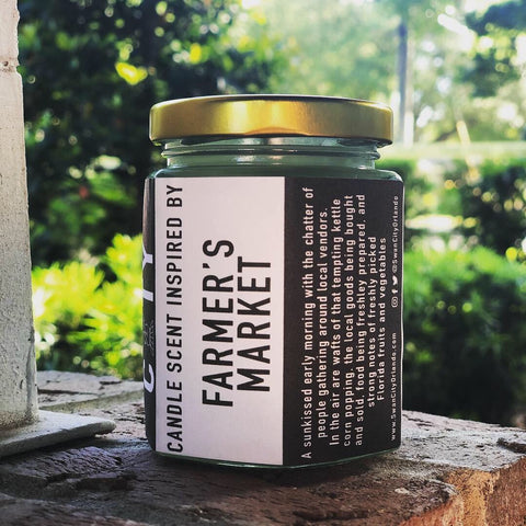 Farmer's Market Candle