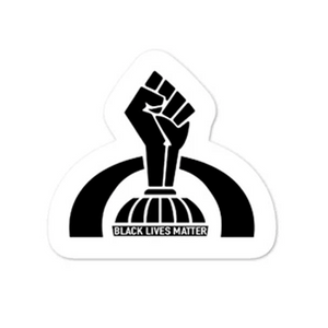 Black Lives Matter - Orlando Fountain Sticker