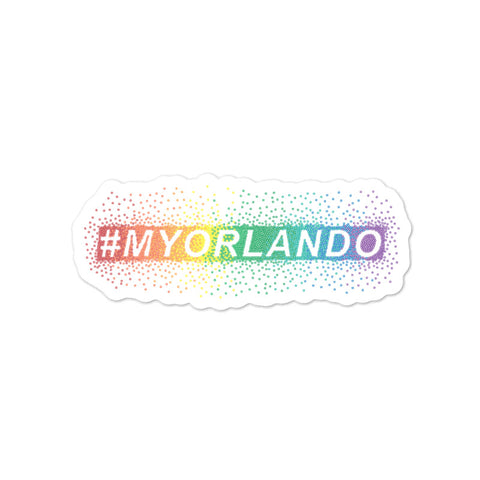 #MYORLANDO Sticker