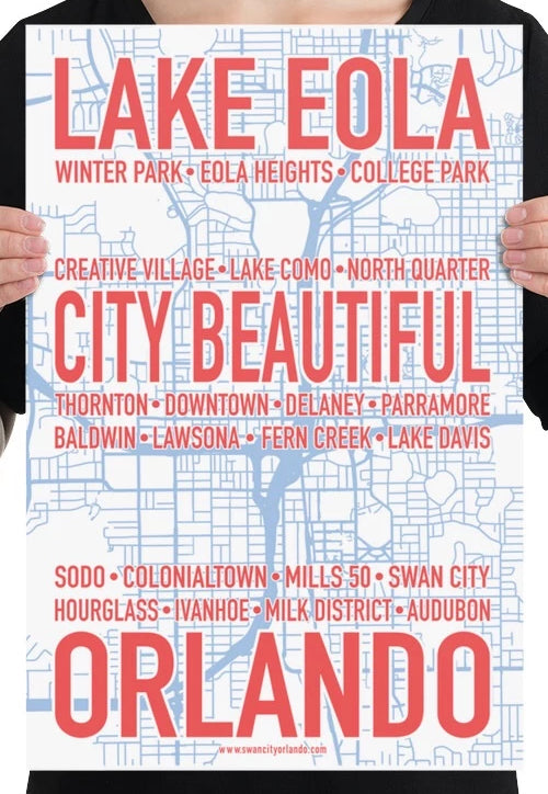 City Beautiful Map