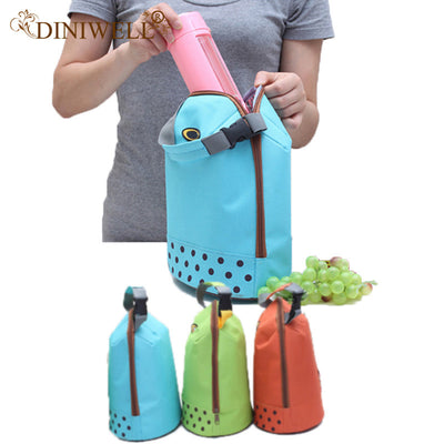DINIWELL Food Drinks Storage Thermal Carry Bag