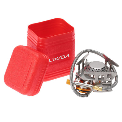 LIXADA Folding Portable Gas Stove