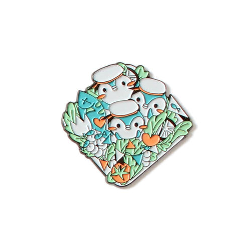 Penguin Pin
