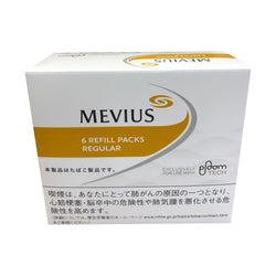 Mevius Regular cartridge for Ploom tech - 1 carton