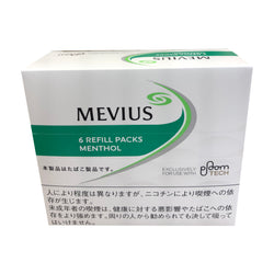 Mevius Menthol cartridge for Ploom tech - 1 carton