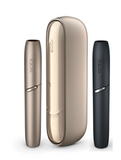 IQOS 3 Kit:  Gold + IQOS 3 Holder Bundle
