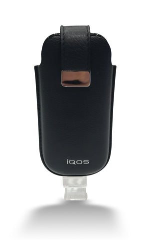 IQOS Leather Pouch - Black