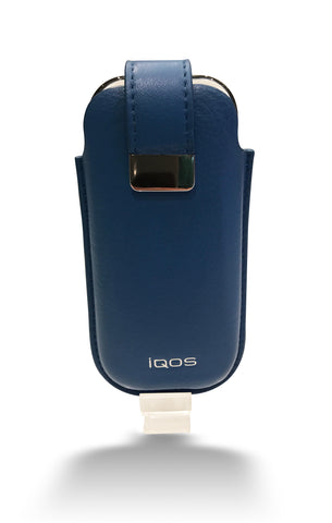 IQOS Leather Pouch - Blue