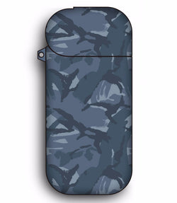 Fantastick Skin for IQOS 2.4 and 2.4 Plus - Camo Blue