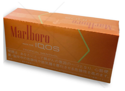 Marlboro Tropical Menthol Heatsticks - 1 Carton