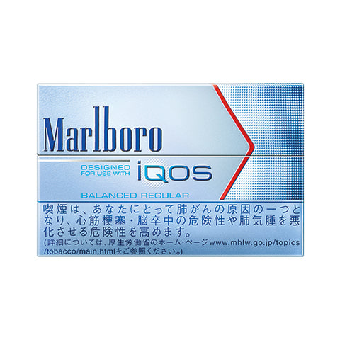 Marlboro Balanced Regular Heatsticks - 5 Packs
