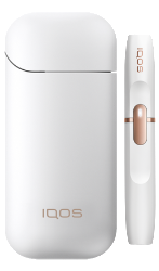 IQOS 2.4 PLUS Starter Kit White (Japanese Version)