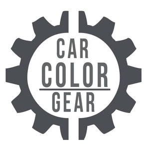Car Color Gear Launches Homepage!