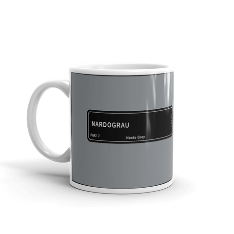 Nardo Grey Mug, Color Code P6K