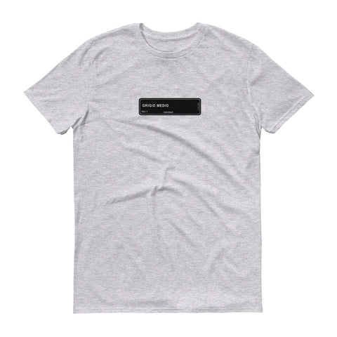 Grigio Medio T-Shirt, Color Code 791