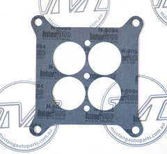CARBURETOR GASKET (4 Barrel)