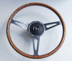 STEERING WHEEL COBRA STYLE 15