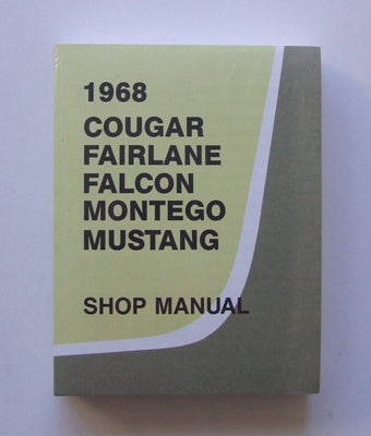 WORKSHOP MANUAL 1968