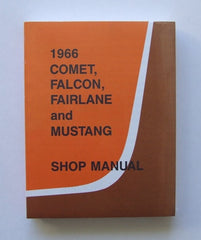 WORKSHOP MANUAL 1966