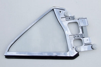 QUARTER WINDOW ASSEMBLY 1967-1968 CLEAR GLASS RH COUPE