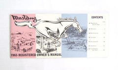 OWNERS MANUAL 1964