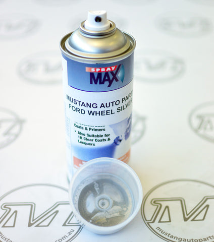 AEROSOL PAINT WHEEL SILVER (Cannot Deliver to PO Boxes)