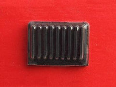 WASHER PUMP PEDAL PAD 1967
