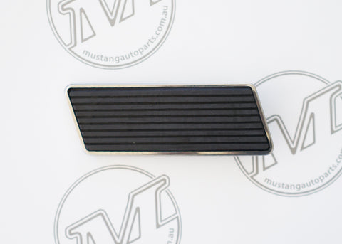 ACCELERATOR PEDAL 1965-1968 MUSTANG - XR & EARLY XT FALCON