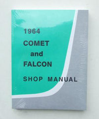 WORKSHOP MANUAL 1964