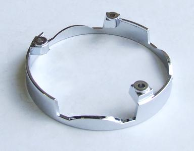 STEERING WHEEL COLLAR LOWER 1967