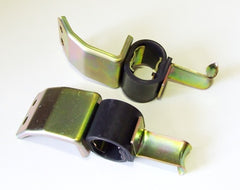 EXHAUST BRACKET FRONT XA-XB (Riveted as original)