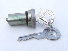 BOOT LOCK CYLINDER & KEY 1965-1966