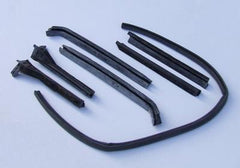 CONVERTIBLE TOP RUBBER KIT 1971-1973  7 PIECE KIT