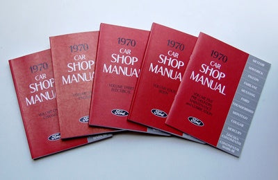 WORKSHOP MANUAL 1970