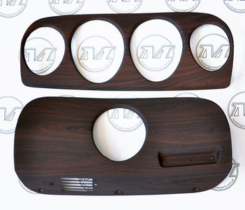 DASH TRIM KIT WOODGRAIN 1969-1970 (WALNUT)