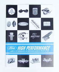 FORD HIGH PERFORMANCE BOOK