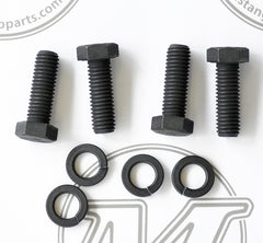 BUMPER BAR BRACKET TO CHASSIS BOLT KIT XR-XY FRONT