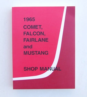 WORKSHOP MANUAL 1965