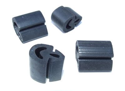 DOOR BUMP STOPS 1969-1973 SET 4