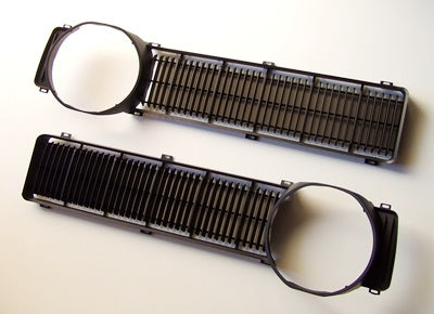 GRILLE INSERT BLACK XY