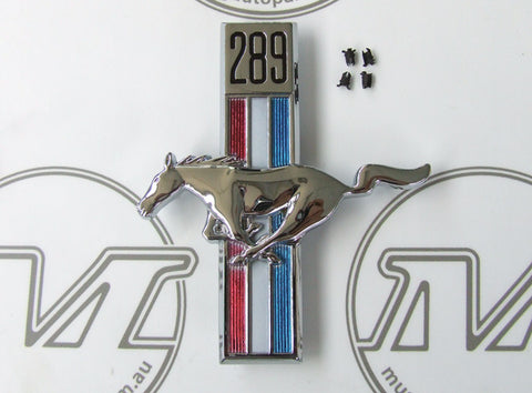 RUNNING HORSE WITH 289 1967-1968